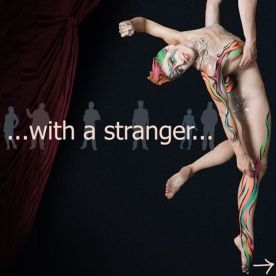 ...with a stranger...