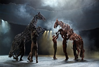 War Horse - Joey and Topthorn